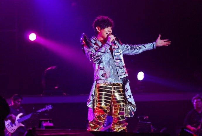 林俊杰长春演唱会
