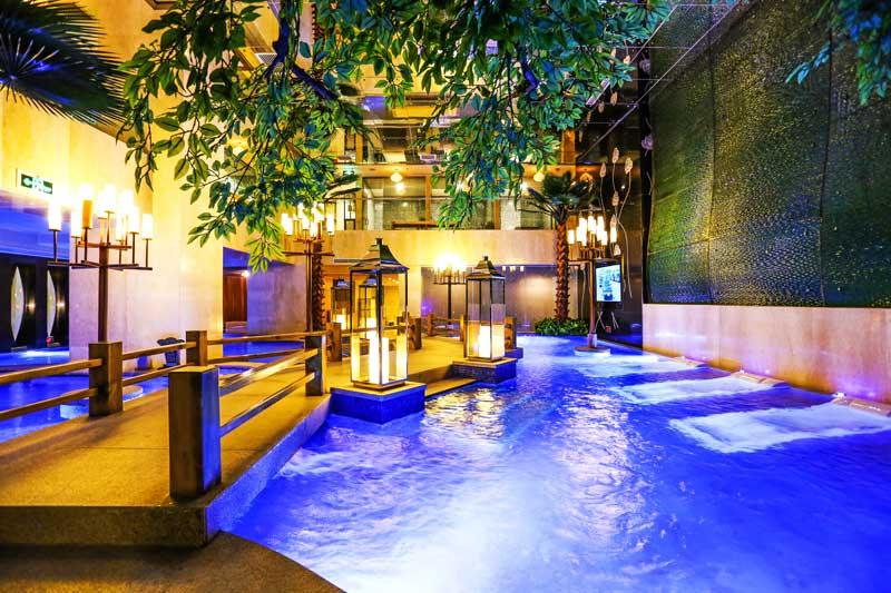北京摩力圣汇温泉会馆