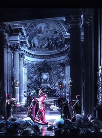 意大利热那亚卡尔洛・费利切歌剧院 歌剧《托斯卡》厦门站
