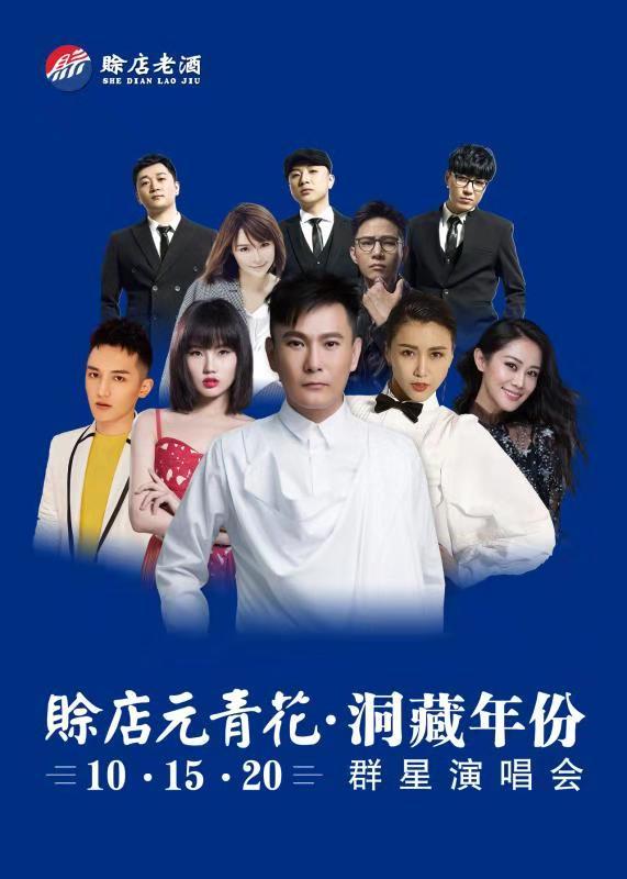 2018赊店元青花洞藏年份群星南阳演唱会