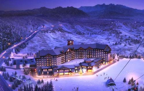七山滑雪��