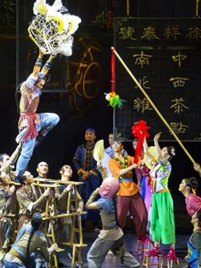 舞剧《醒狮》广州站