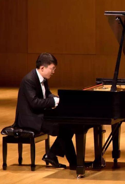 王迦勒西安钢琴亲子音乐会