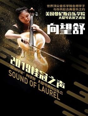 向望舒深圳大提琴音乐会