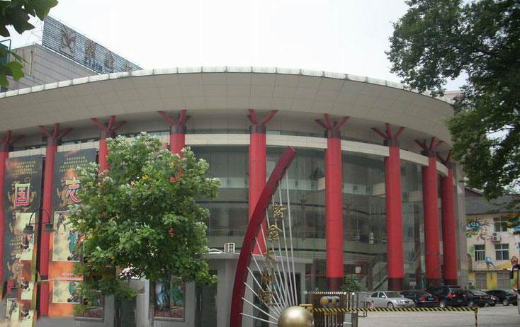 江苏紫金大戏院