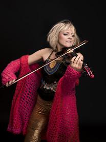 琴弦上的世界―黛茜・乔普林小提琴音乐会郑州站