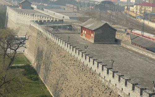 北京明城墙遗址公园