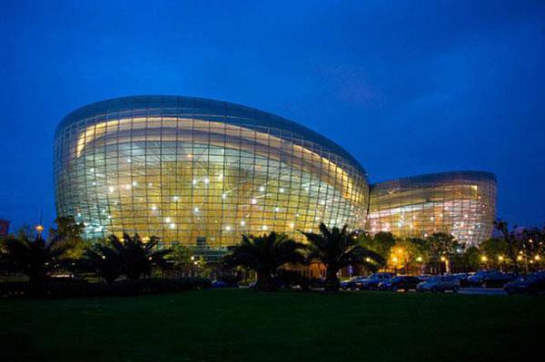 上海东方艺术中心歌剧厅