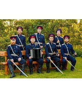 俄罗斯哥萨克合唱团哈尔滨音乐会