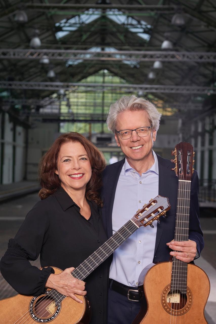 《阿玛杜斯吉他二重奏The Amadeus Guitar Duo》呼和浩特站
