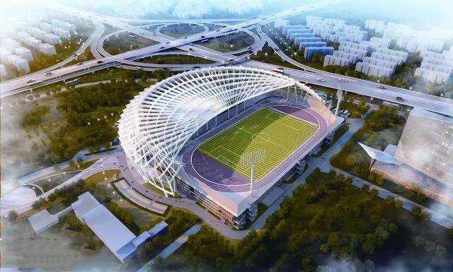 上海静安体育中心体育馆