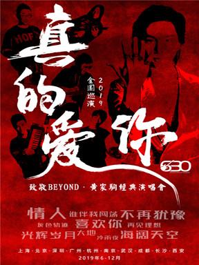 致敬BEYOND・黄家驹演唱会上海演唱会