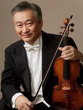 Chin kim 小提琴独奏音乐会 重庆站