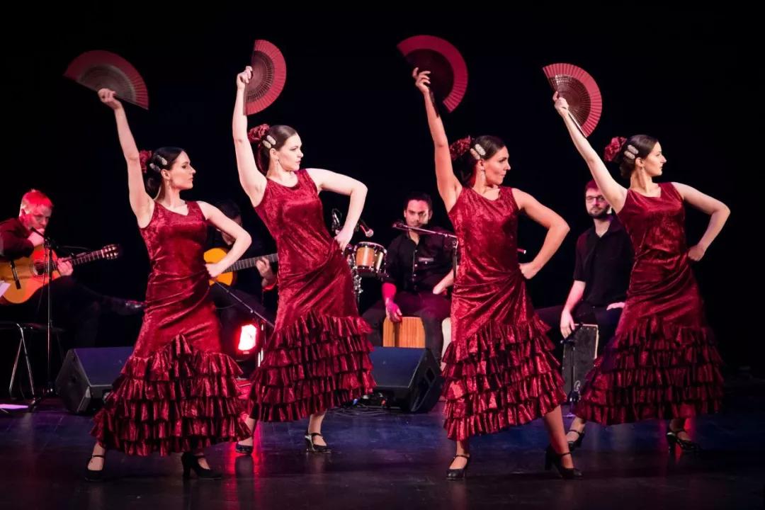 《西班牙纯美弗拉门戈舞团舞蹈晚会》昆明站