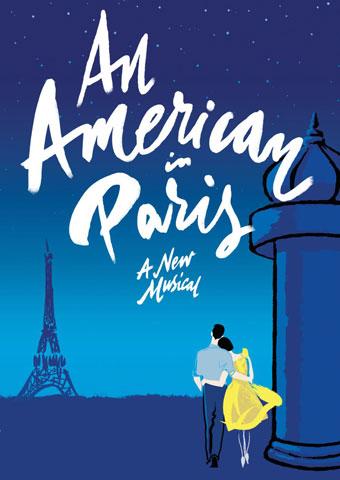 百老汇英文原版音乐剧《一个美国人在巴黎》沈阳站