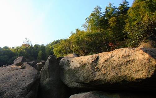 怪石岭生态公园
