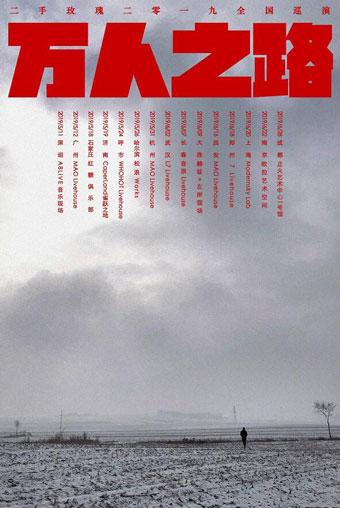 二手玫瑰郑州演唱会