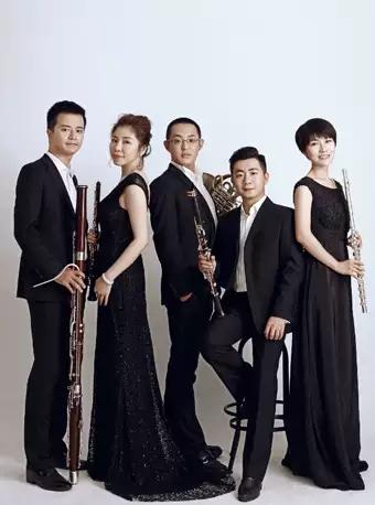 重庆木管五重奏动漫亲子音乐会 重庆站