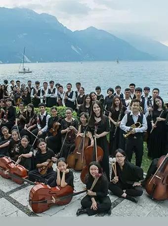 广州青年交响乐团2018/2019音乐季闭幕式音乐会广州站