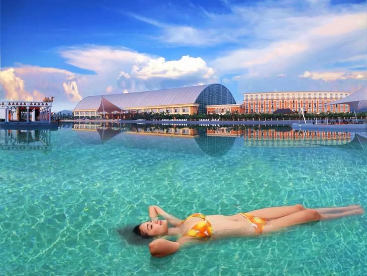 中国死海旅游度假区