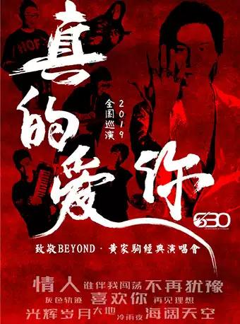 真的爱你-2019致敬BEYOND・黄家驹演唱会-成都站