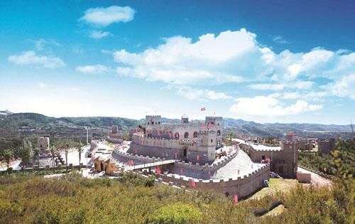 太原台骀山