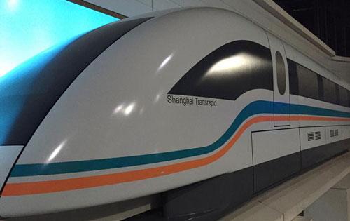 上海磁浮列车
