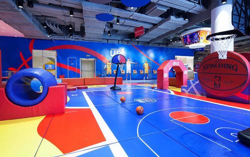 成都NBA乐园