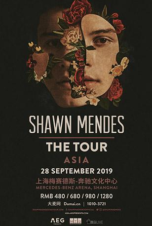 SHAWN MENDES 2019亚洲巡演 上海站