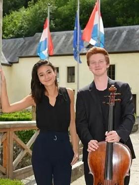 卢森堡大提琴与钢琴二重奏音乐会广州站