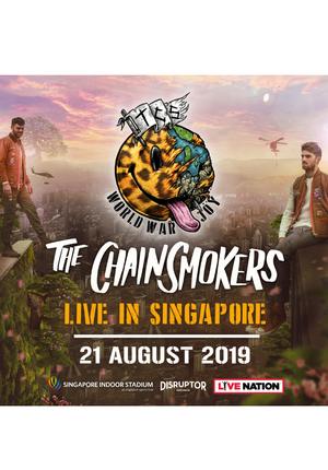 烟鬼组合新加坡演唱会