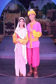 大型儿童剧《阿里巴巴与四十大盗》武汉站