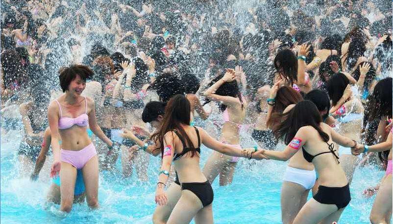 新津乐视界冲浪节