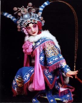 济南京剧《白水滩》《卖水》《扈家庄》