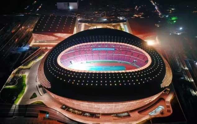 郑州奥林匹克体育中心