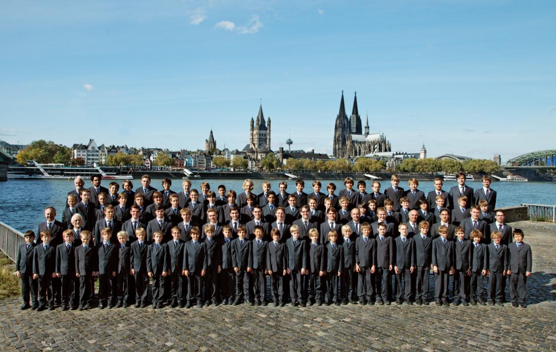 大剧院艺术节-德国科隆大教堂童声合唱团音乐会