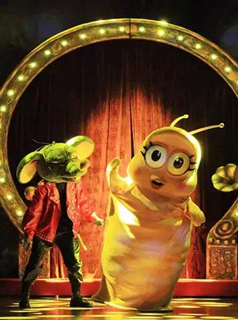 八喜・2019打开艺术之门系列《爆笑虫子》长沙站