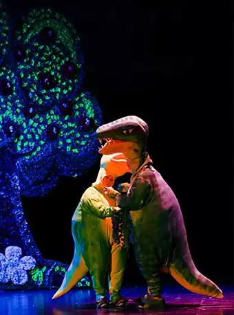八喜・2019打开艺术之门系列《侏罗纪公园・我不是霸王龙》长沙站