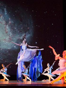 俄罗斯儿童芭蕾舞剧《白雪公主与七个小矮人》深圳站
