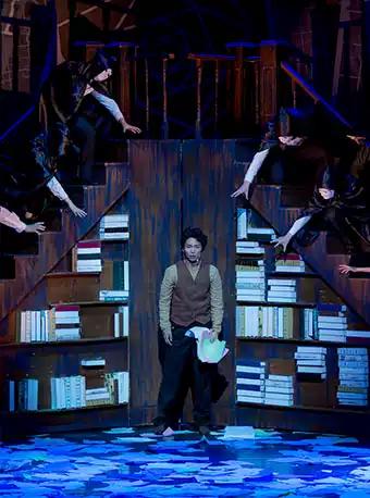 2019打开艺术之门系列《理科实验儿童剧》长沙站