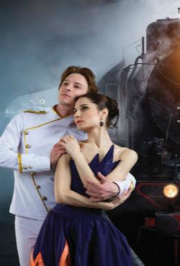 格林卡国家模范歌剧芭蕾舞剧院芭蕾舞剧《安娜卡列尼娜》深圳站