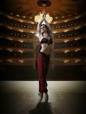 2019舞蹈演出季 新现场高清影像呈现:莫斯科大剧院芭蕾舞团《舞姬》-广州站