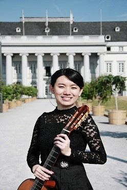 朱俐颖古典吉他个人独奏音乐会苏州站