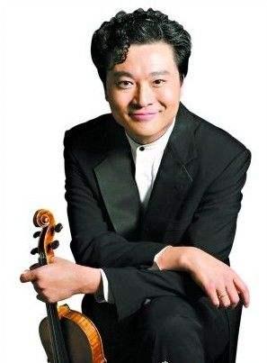 吕思清《魔弓传奇Ⅱ》小提琴独奏音乐会青岛站
