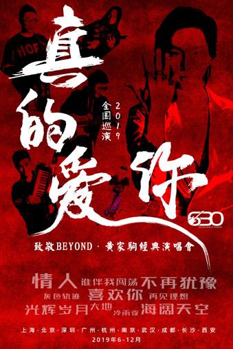 致敬黄家驹北京演唱会