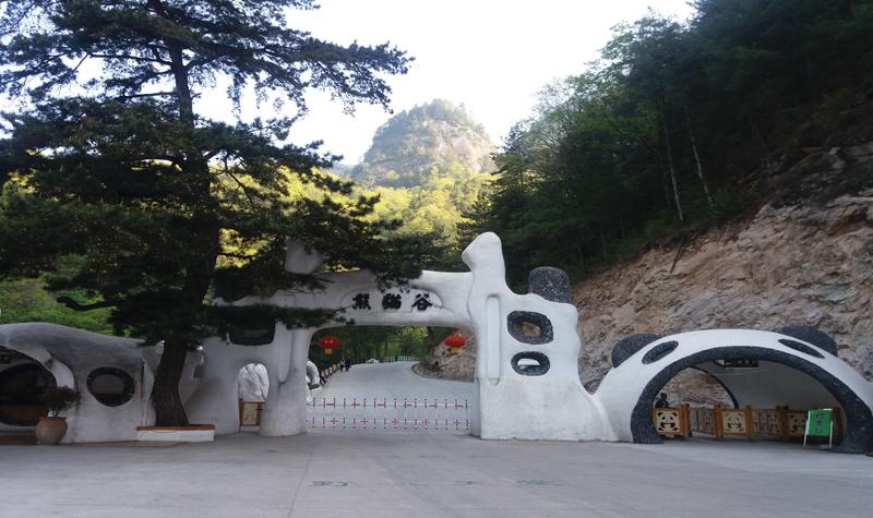 佛坪熊猫谷旅游区