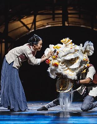 大型民族舞剧《醒・狮》-珠海站