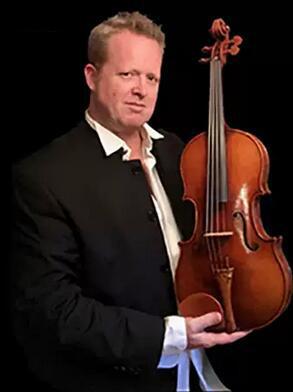 【太原】山西大剧院第七届市民音乐会《Brett Deubner 中提琴独奏音乐会》