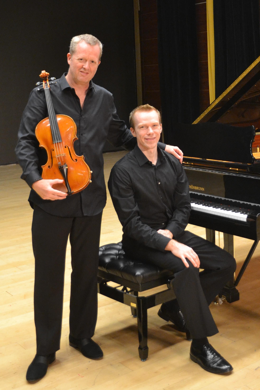 Brett Deubner中提琴独奏音乐会长沙站
