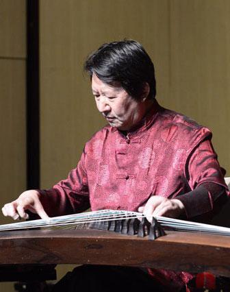 2019《筝・道》建院30周年 赵曼琴筝作品合奏班II开班